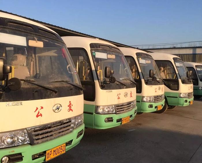 东阿新开通两条农村公交客运线路 运营首周可免费乘车