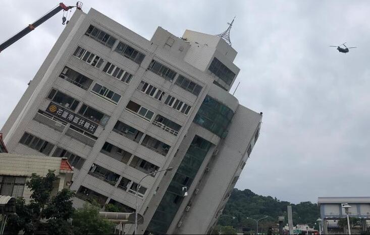 山东在台湾1820名游客已全部撤离震区 无人员伤亡