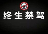 潍坊交警公布2018年首批终身禁驾人员名单 共20人