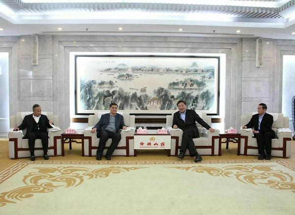 北京交通大学将在章丘建设人工智能联合实验室 建立院士村