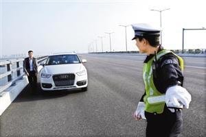 济宁高速交警发布2018年春运危险路段和事故多发点段