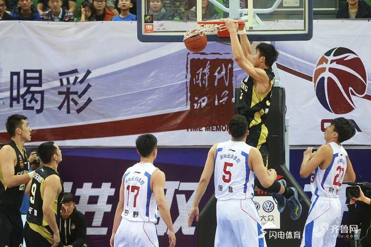 山东高速季后赛将对阵江苏 常规赛双杀对手