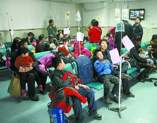 流感疫情高发 山东检验检疫部门提醒出入境旅客做好预防