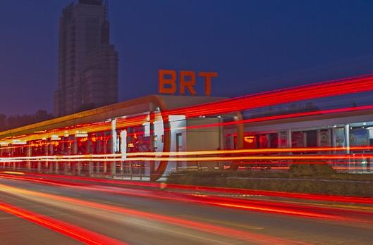 @枣庄人!春节期间部分BRT运营时间调整后是这样的