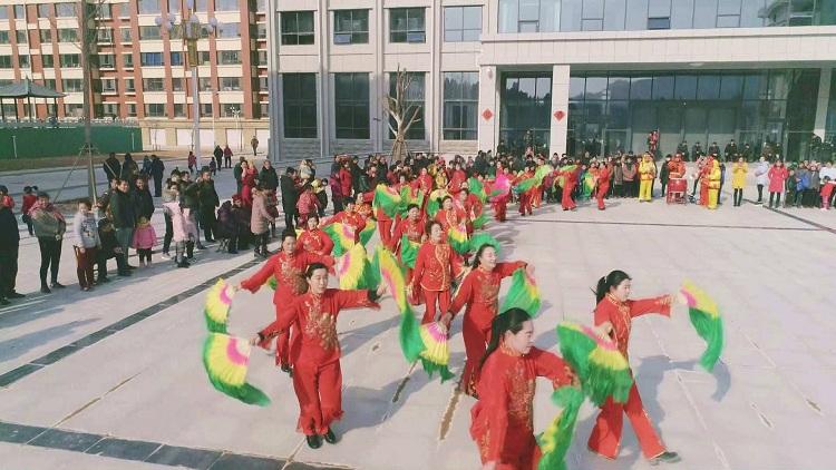 新春走基层丨滩区群众的第一个楼上新年!村民们这样说……