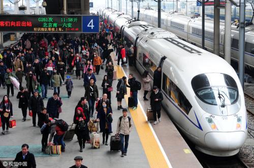 节后返程高峰来了!淄博火车站预计20日发送旅客2万人次