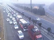 济青北线车流明显增加 返程高峰可绕行济青南线或其它高速