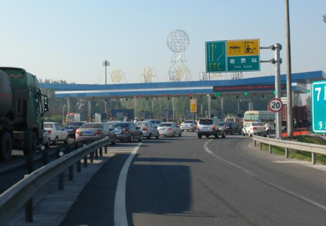 春节期间滨莱高速淄博段车流量24万台次 抓拍违法行为4475起