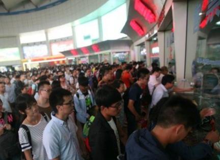 春节期间淄博汽车总站发送旅客24000余人次