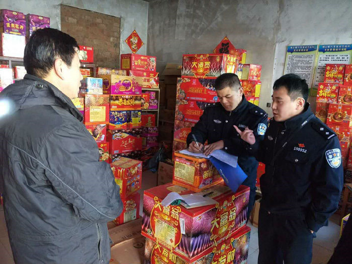 潍坊全市公安机关圆满完成春节安保 破获案件65起