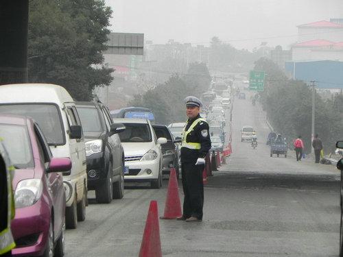 春节期间淄博公安交警多措保道路安全畅通 出警4876人次