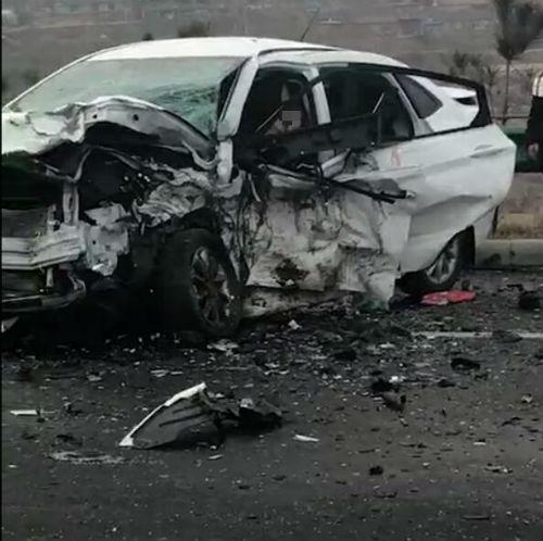 日照613省道发生一起交通事故 一人死亡