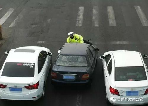 驾车冲撞执勤交警!日照开发区公安侦破2起妨害公务案
