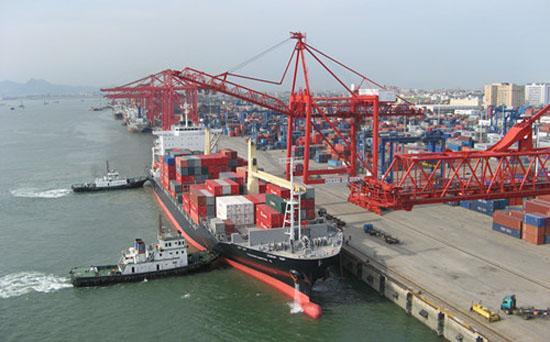 枣庄市一月份外贸进出口总值8.6亿元  这五家企业位居前五