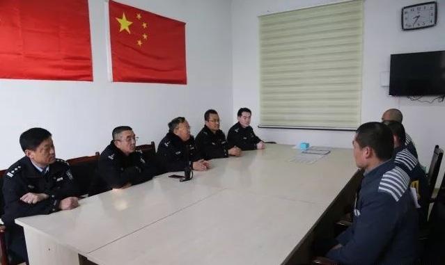 山东首次组织服刑人员过年离监探亲 与家人团聚