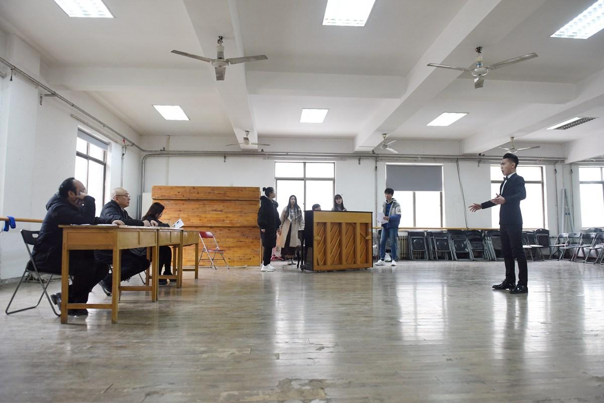 山东艺术学院2018艺考开考 多个专业报考人数翻番