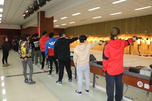 济南市体育局:凝心聚力积极备战省运会
