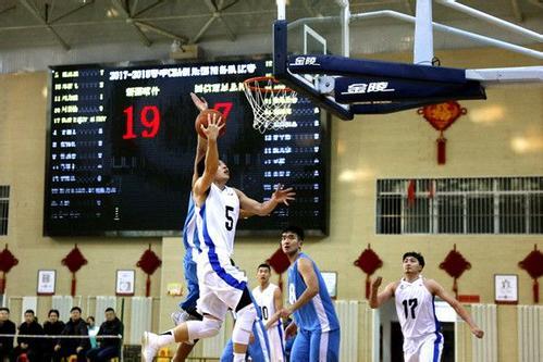 嘉祥县将承办2017—2018赛季CBA俱乐部预备队篮球赛