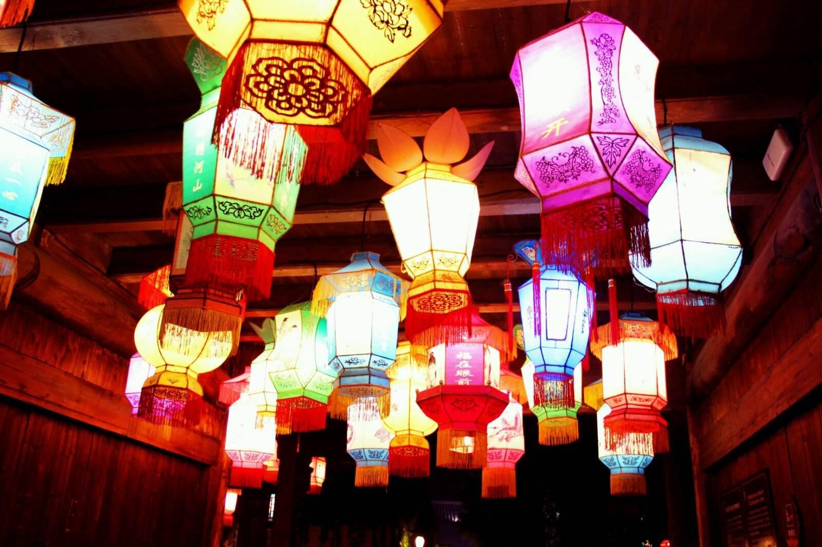 济宁元宵节民俗灯会暨焰火晚会3月2日举行 部分路段交通管制