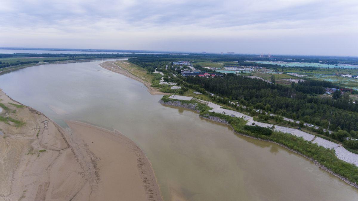 黄河山东段进入开河期 转入春灌用水模式