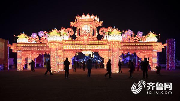 创意升级 青岛西海岸生态观光园引爆春节,元宵双节旅游