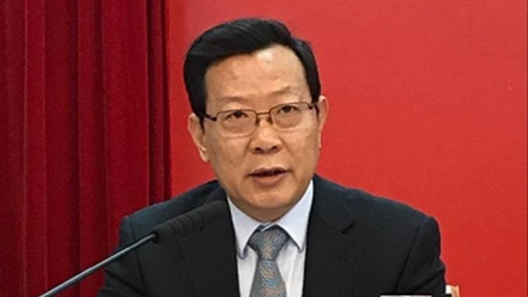"""山东能源董事长李位民:加快新旧动能转换 全力建设""""四新山能"""""""