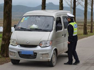 逢车必查 青岛即日起集中整治农村面包车安全隐患