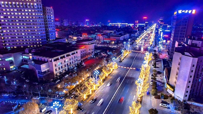 元宵期间聊城部分路段实施限时性交通管制 古城区分时段禁行