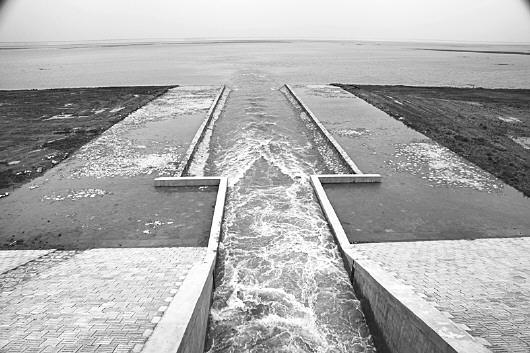 南水北调东线山东段要调6.58亿立方米长江水 向12市供水