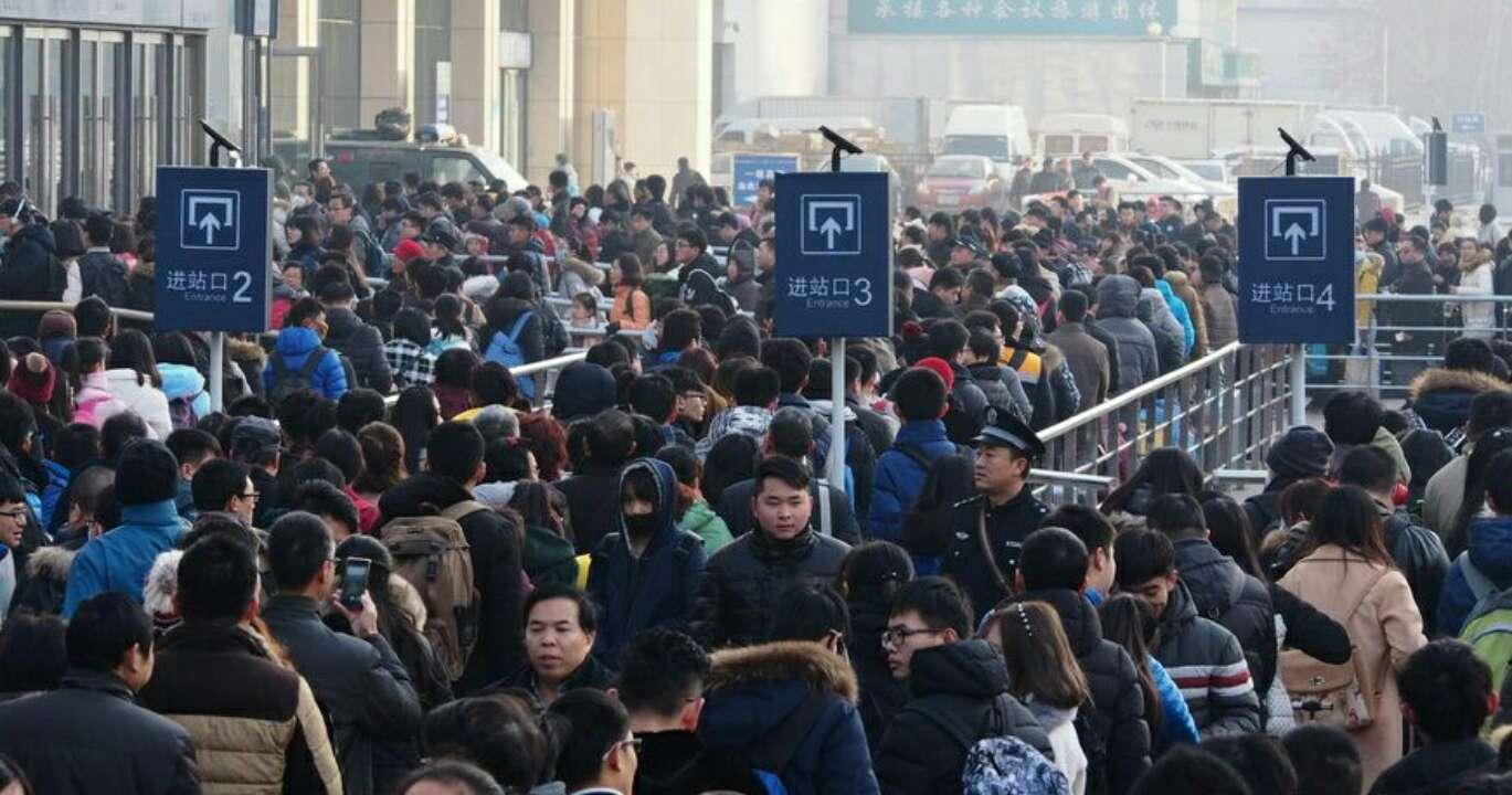 关注春运丨济南铁路集团今日预计发送旅客40万