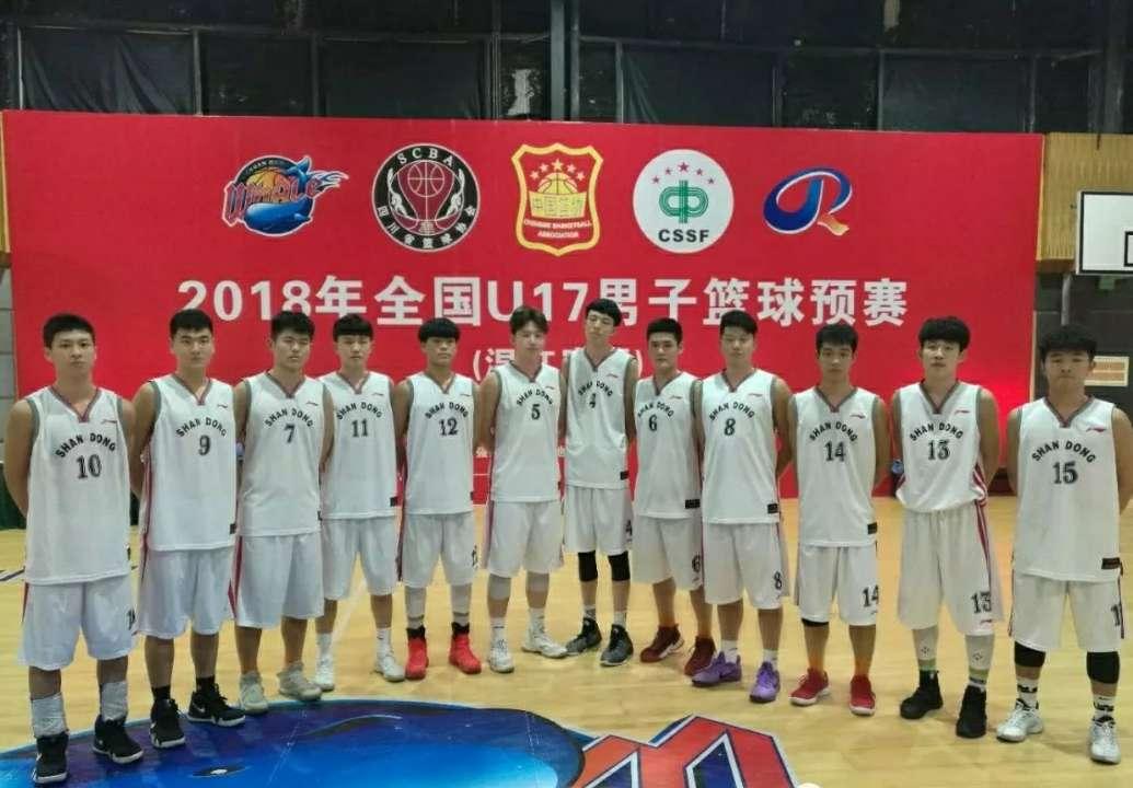 泰安二中篮球队晋级全国中学篮球赛事决赛