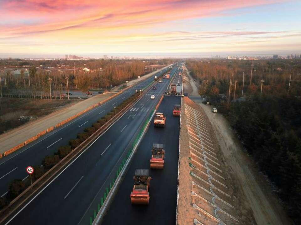 山东这些在建项目再提速潍莱高铁、济莱高铁将全面开工