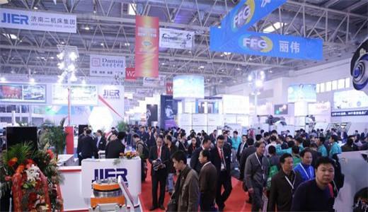 第13届山东装备博览会开幕 70多个创新产品集中亮相