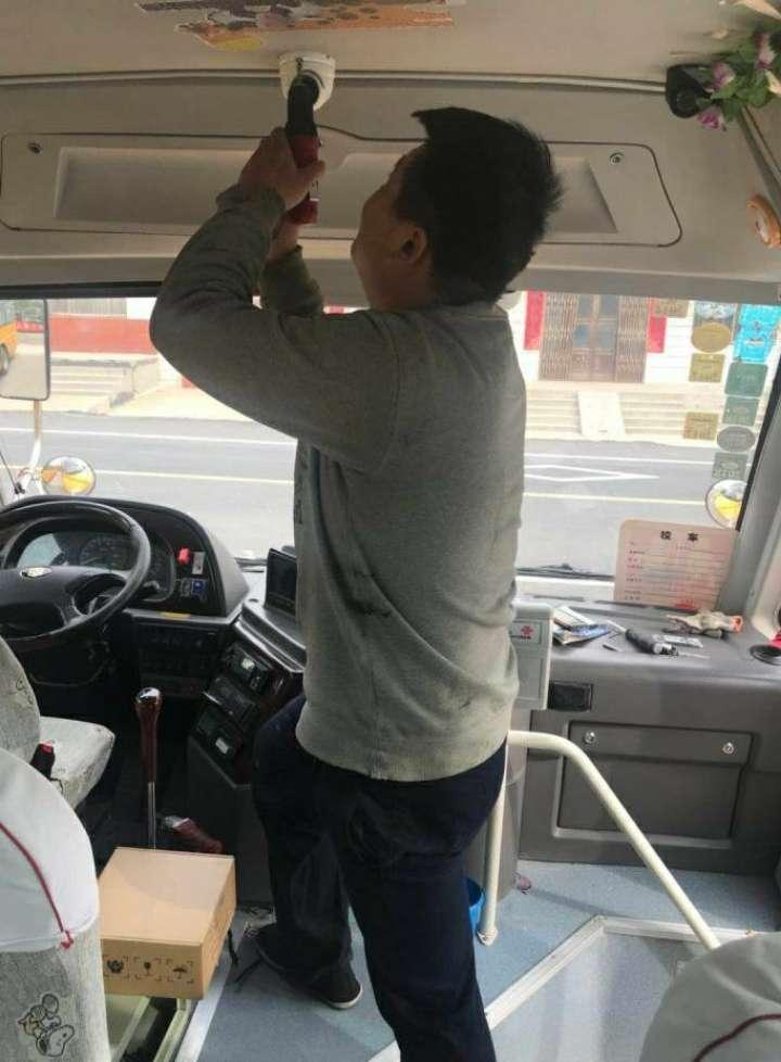 莱芜148辆校车将安装4G监控系统 360度无死角监控让家长更放心
