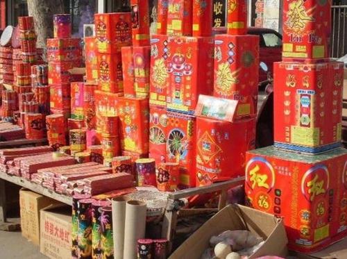 10月份起聊城城区新四环内严禁销售、存放烟花爆竹
