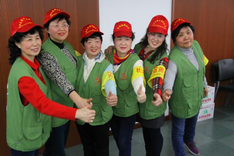 展巾帼风采! 青岛社区举行庆三八主题党日宣讲活动