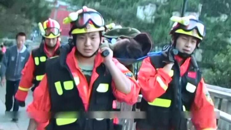 61秒丨泰山消防战士谈雷锋精神:把人民利益放在首位