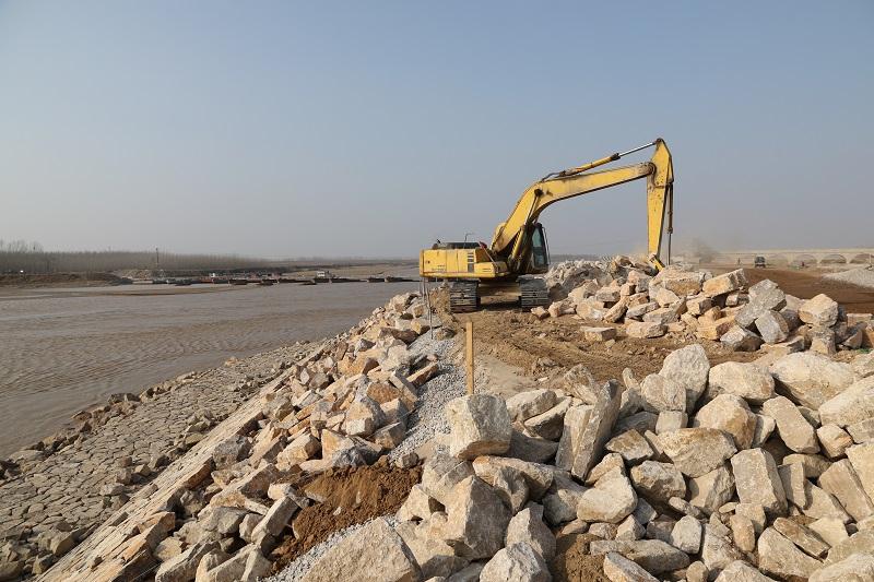 山东:黄河26个在建工程项目全面复工
