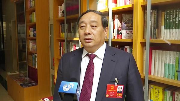 全国人大代表崔贵海:推动乡村产业振兴 发挥企业引领作用