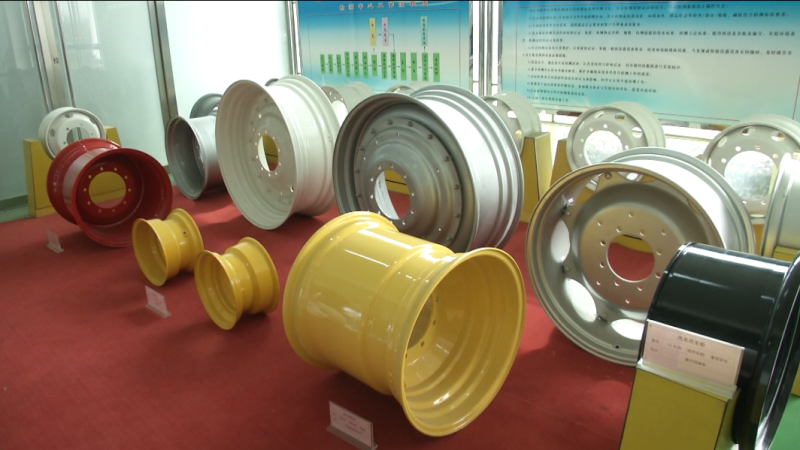 兖州:传统制造业智能化升级 小车轮跑出大市场
