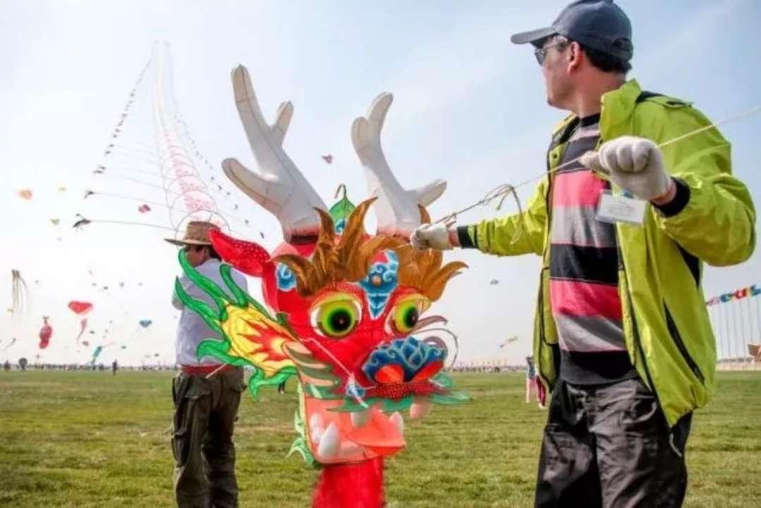 第35届潍坊国际风筝会4月21日开幕!新亮点新变化抢先看