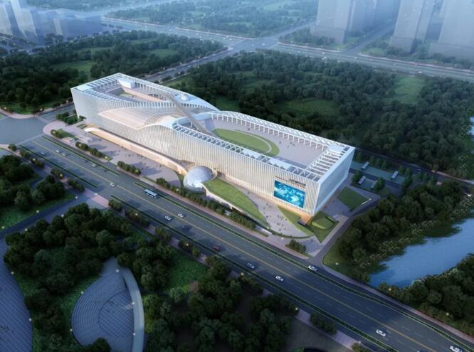 山东省科技馆新馆中标公示!新馆面积为现址4倍,还有巨幕球幕