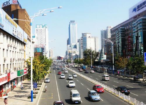 烟台南大街、海港路将建自行车专用道!海港路增设公交专用线