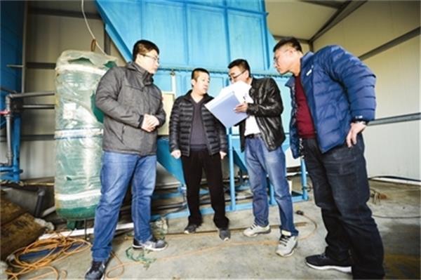 荣成石岛推广排污企业在线监控系统 达标企业每年获万元奖励