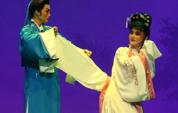 山东省舞台艺术青年人才创作扶持项目——新编柳子戏《惊蝉记》精彩上演