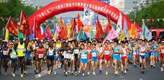 东营黄河口马拉松赛5月5日开赛 招募志愿者3000人