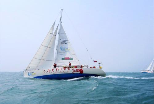 2017/18克利波环球帆船赛船队预计本周四抵达青岛