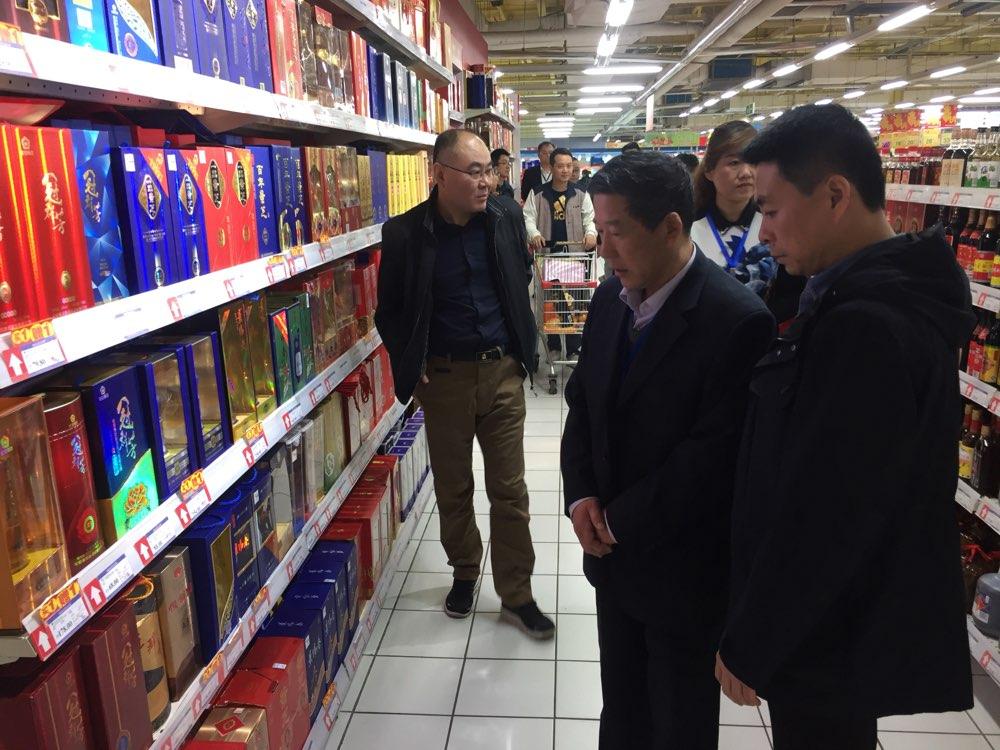 """济南市中区物价局开展""""明码标价规范检查月""""活动"""