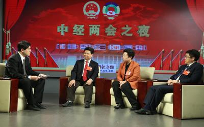 闪电新闻联合中国经济网推出两会特别访谈 聚焦新旧动能转换的山东路径