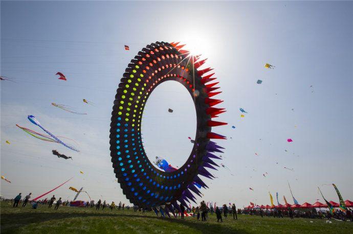 第35届潍坊国际风筝会即将开幕 会票3月20日火爆开售